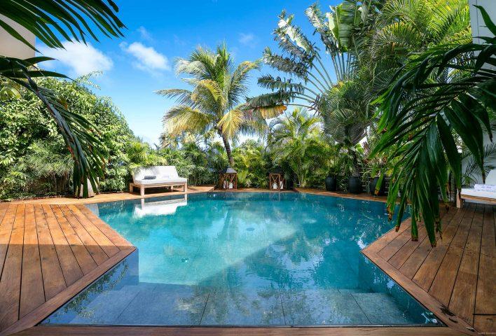 Villa Carmen - Child Friendly Villa for Rent St Barth Located in Vitet - Pool