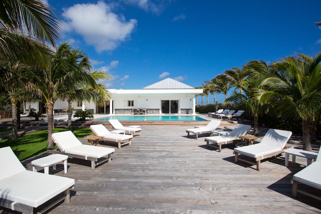 Villa Good News - Luxurious Villa Rental St Barth Sea view - Outside view
