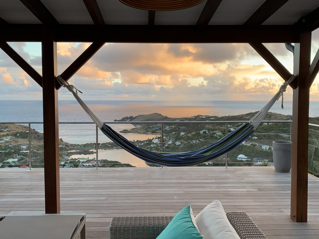 Villa Agave Azul - Villa Rental Lagoon of Grand Cul de Sac and Ocean view - Sea view