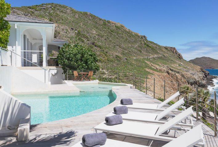 Little Latanier Villa Rental St Barth - Pool