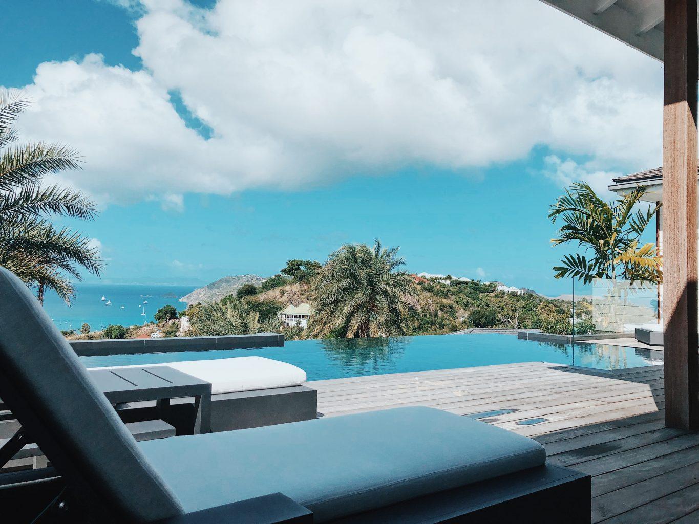 Villa JSA - Modern Villa Rental St Barth Sea view - Sea view