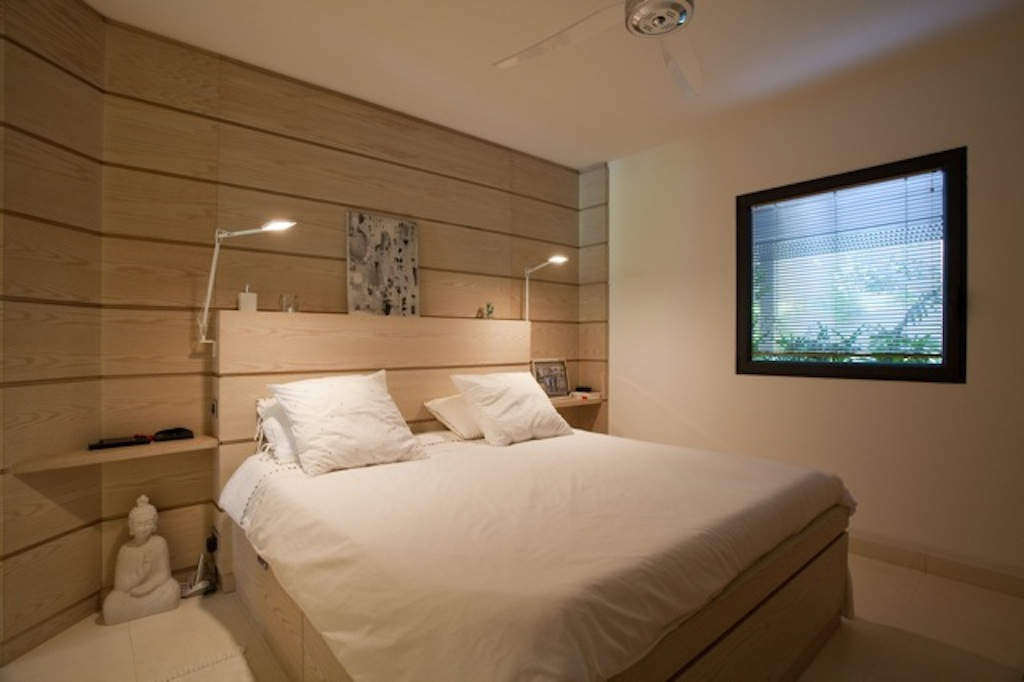Apartment Camille - Modern Apartment Rental in Gustavia St Barth Perfect for Honeymooners - Bedroom