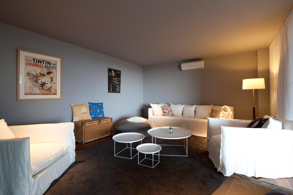 Villa Casa Tigre - 4 Bedroom Villa for Rent St Barth for a Family - Living Room