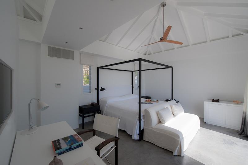 Villa Jasmine - Ultra Modern Villa Rental St Bart for a Group of Friends - Bedroom