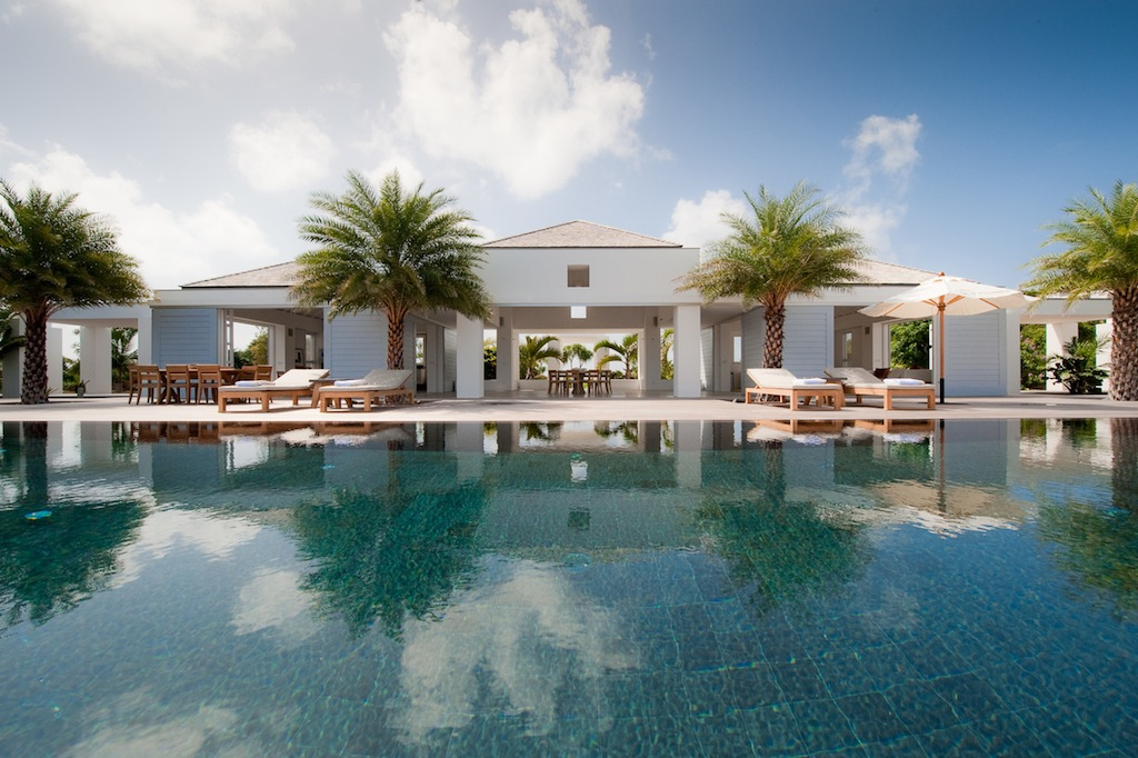 Villa Olive - Breezy Villa for Rent with Full Air Conditioning St Barth - Outside View