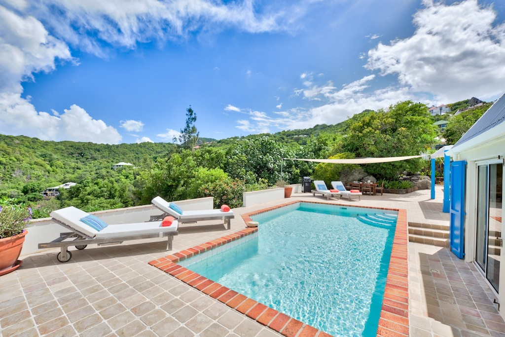 Villa Stivel - Comfortable Villa Rental St Barth with Privacy and Ocean View - Pool