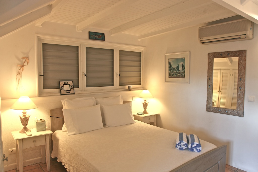 Apartment Dreaming View - One Bedroom Villa for Rent with a Common Pool - Bedroom
