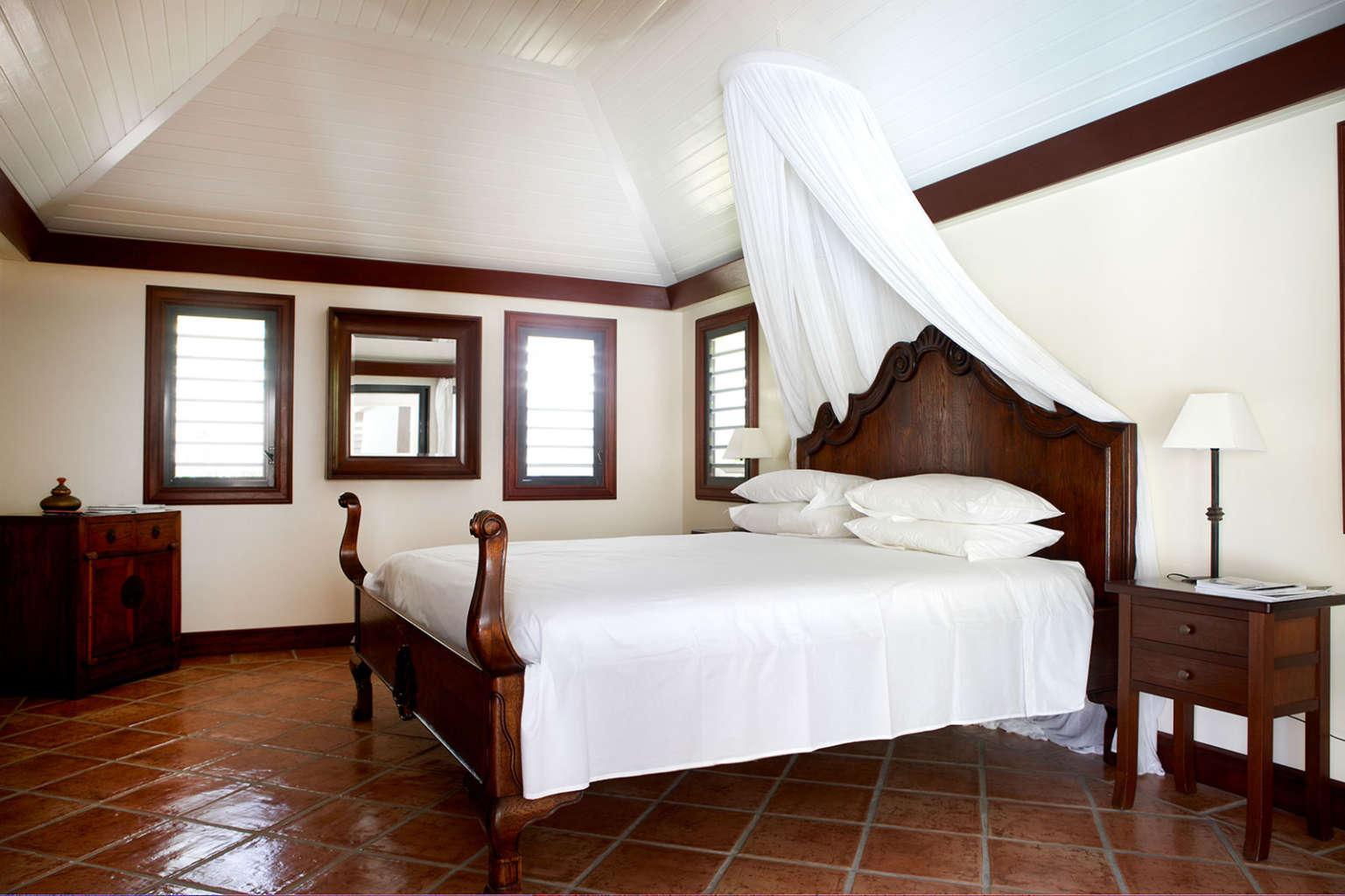Villa Dei Sogni - 6 Bedroom Villa for Rent St Barth Lorient - Bedroom