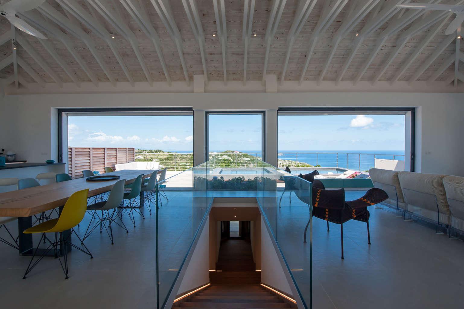 Villa Feyrouz - Superb Luxury Villa Rental Heights of Vitet - Main Area