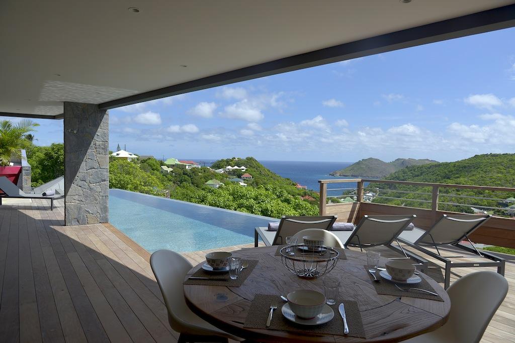 Villa Alpaka - Modern Villa Rental St Barth with Seaview - Seaview