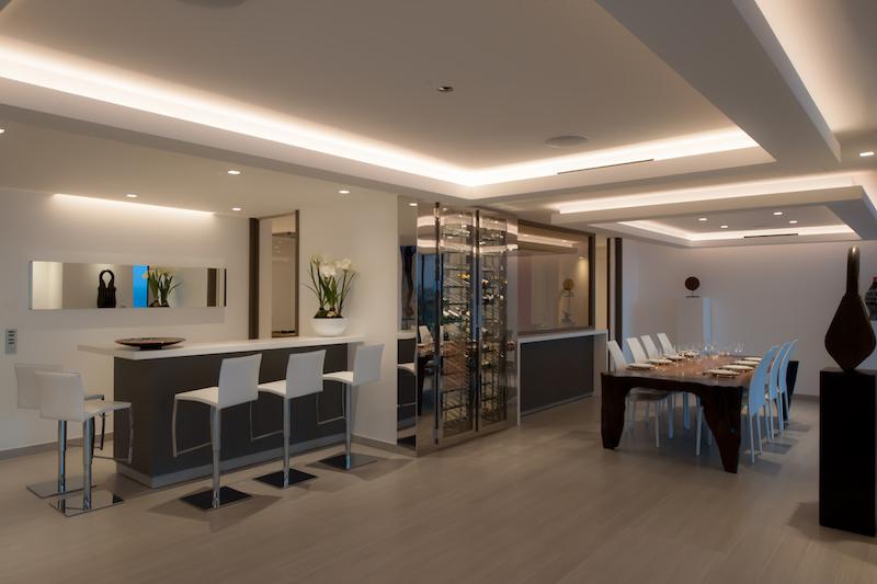 Villa Axel Rock - Ultra Modern Villa Rental St Barth with All the Comforts of a Luxury Villa - Main Area