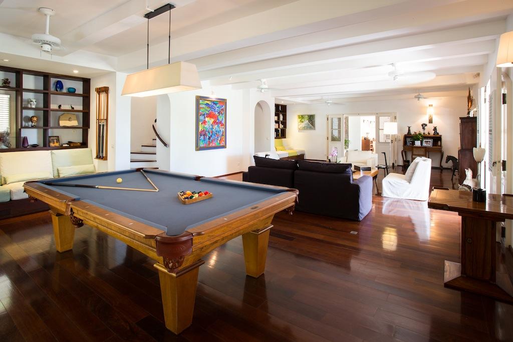 Villa Le Manoir de Lurin - 6 Bedroom Villa for Rent St Barth Positioned in a Calm and Quiet Area - Main area