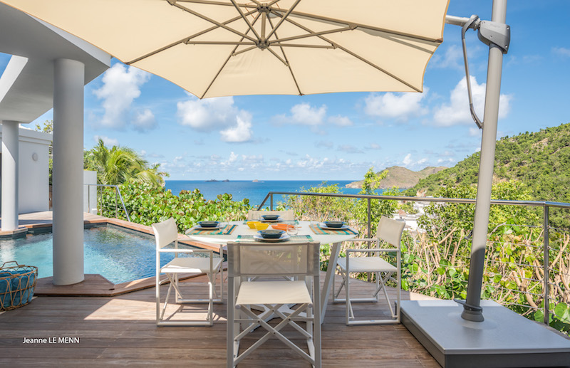 Villa Triagoz - Privacy Villa for Rent St Barth with Heated Pool - Ocean View