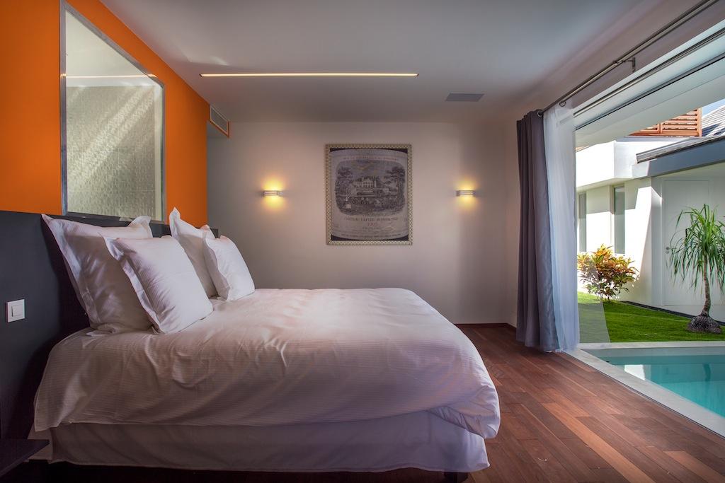 Villa Wine Note - 5 Bedroom Villa for Rent St Barth with Gym - Bedroom