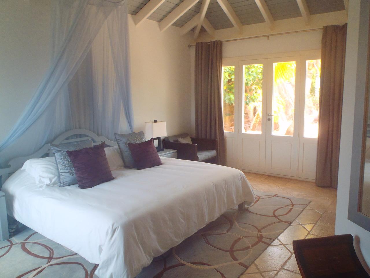 Villa Zen - Seaview Villa for Rent With Jacuzzi and Pool - Bedroom