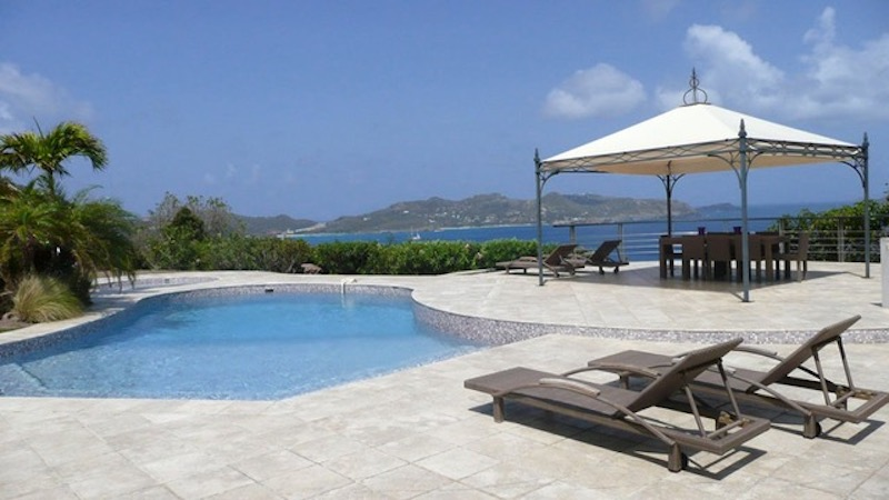 Villa Zen - Seaview Villa for Rent With Jacuzzi and Pool - Seaview